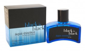 Nuparfums Black Is Black Aqua Essence