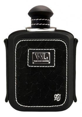 Alexandre J. Western Leather Black