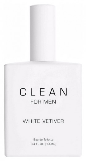 Clean White Vetiver For Men