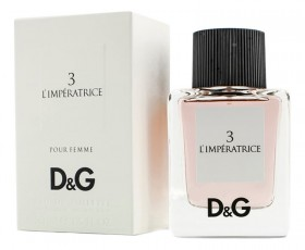 Dolce Gabbana (D&G) 3 L`Imperatrice
