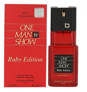 Jacques Bogart One Man Show Ruby Edition