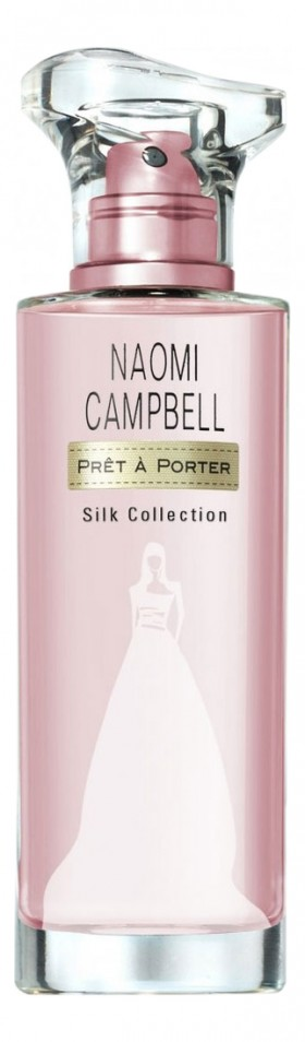 Naomi Campbell Pret A Porter Silk Collection