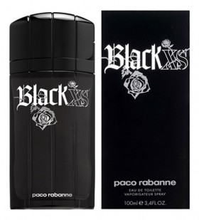 Paco Rabanne XS Black For Men