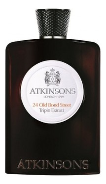 Atkinsons 24 Old Bond Street Triple Extract
