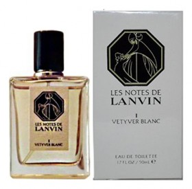 Lanvin Les Notes de I Vetiver Blanc