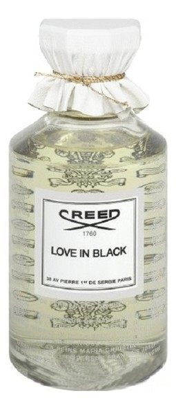 Creed Love In BLACK