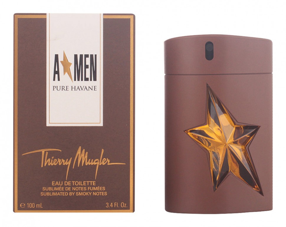 Thierry Mugler A`Men Pure Havane